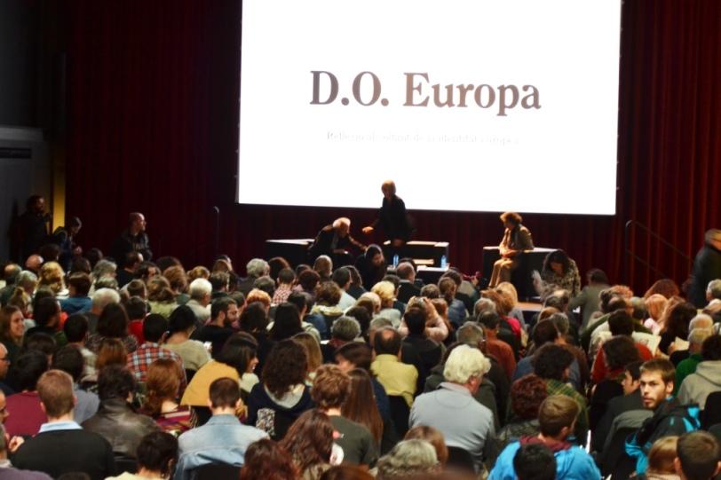 Série de debates sobre identidade europeia ocorrem em Barcelona este mês