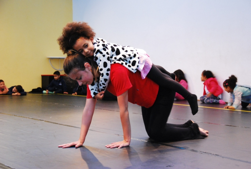 Cursos de Dança e Teatro para crianças são novidade do Caleidos Cia de Dança